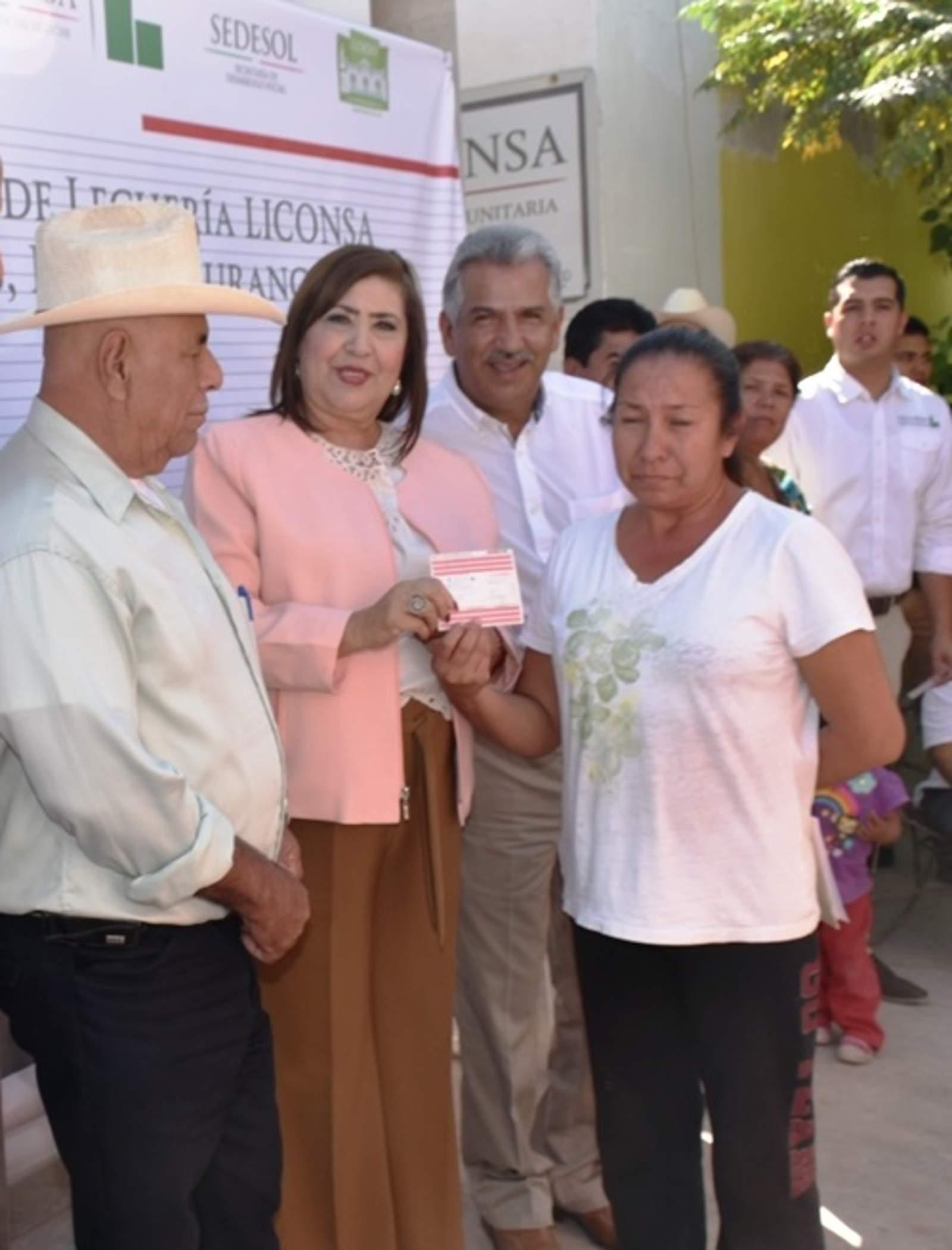 Abrirán afiliaciones al programa Liconsa en Lerdo