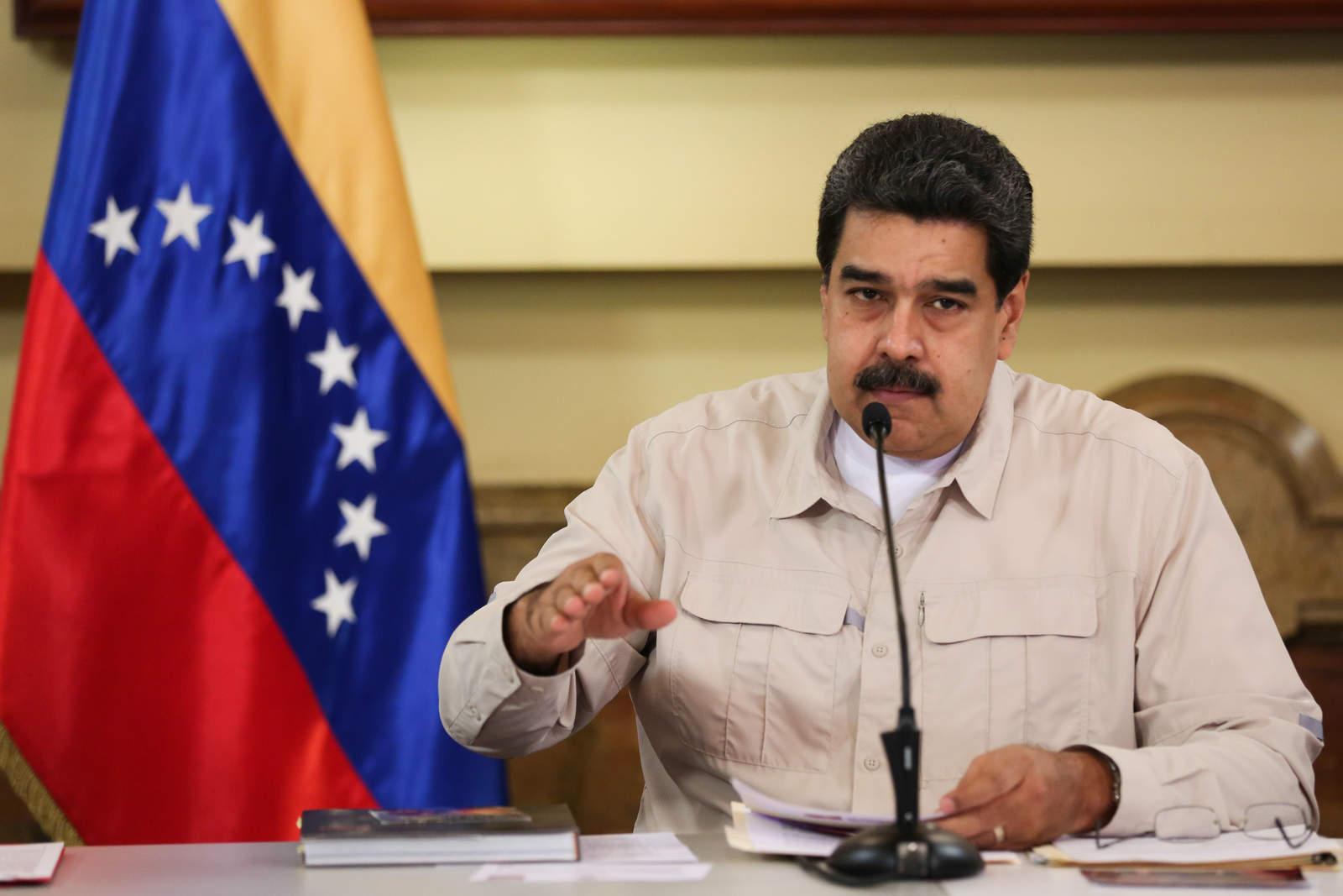 Maduro promete dar con autores de emboscada a militares