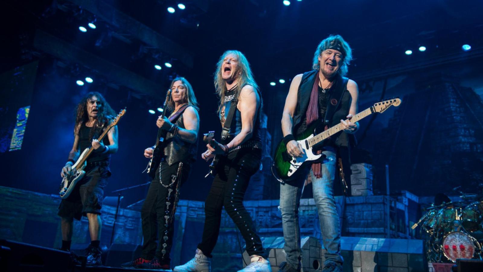 Iron Maiden returns to Mexico