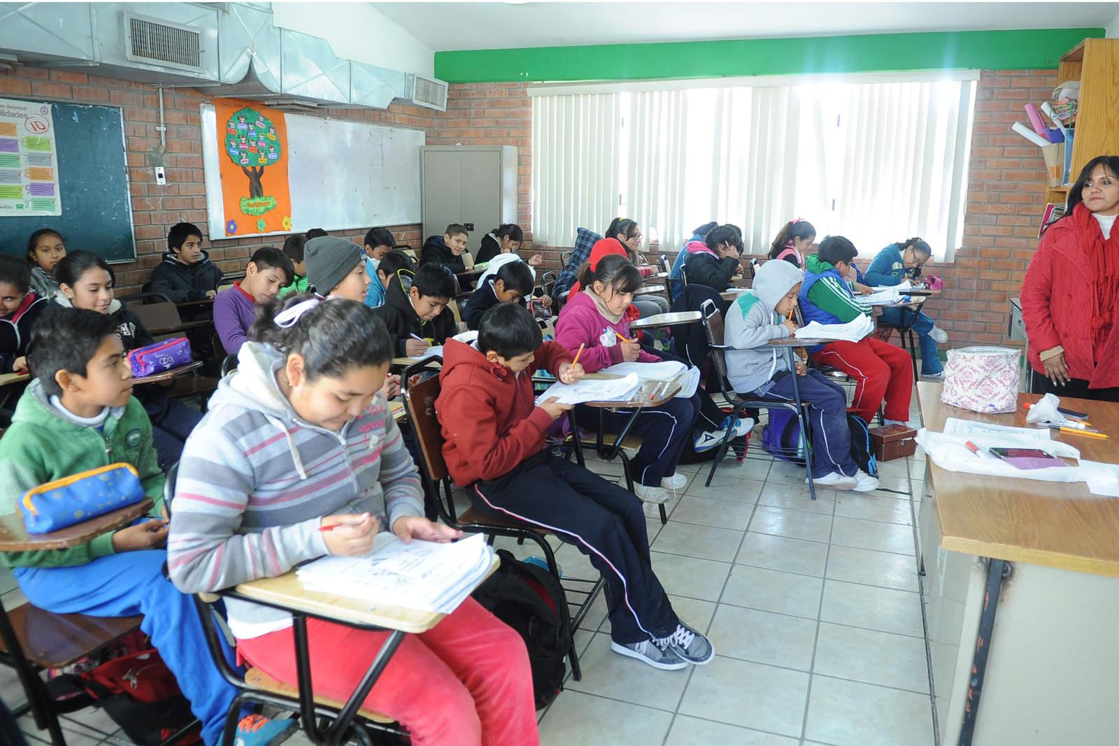 Por pronóstico de frío, emiten criterios para justificar faltas y retardos en escuelas de Coahuila