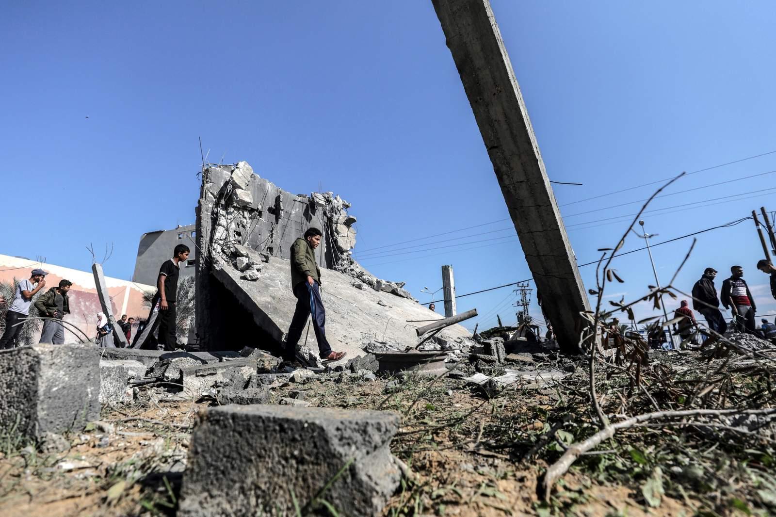 Netanyahu reúne a cúpula de seguridad por escalada de violencia en Gaza