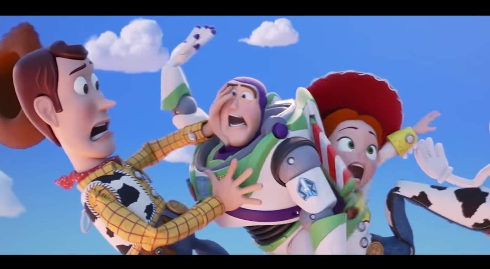 Adelanto de Toy Story 4 muestra un nuevo personaje