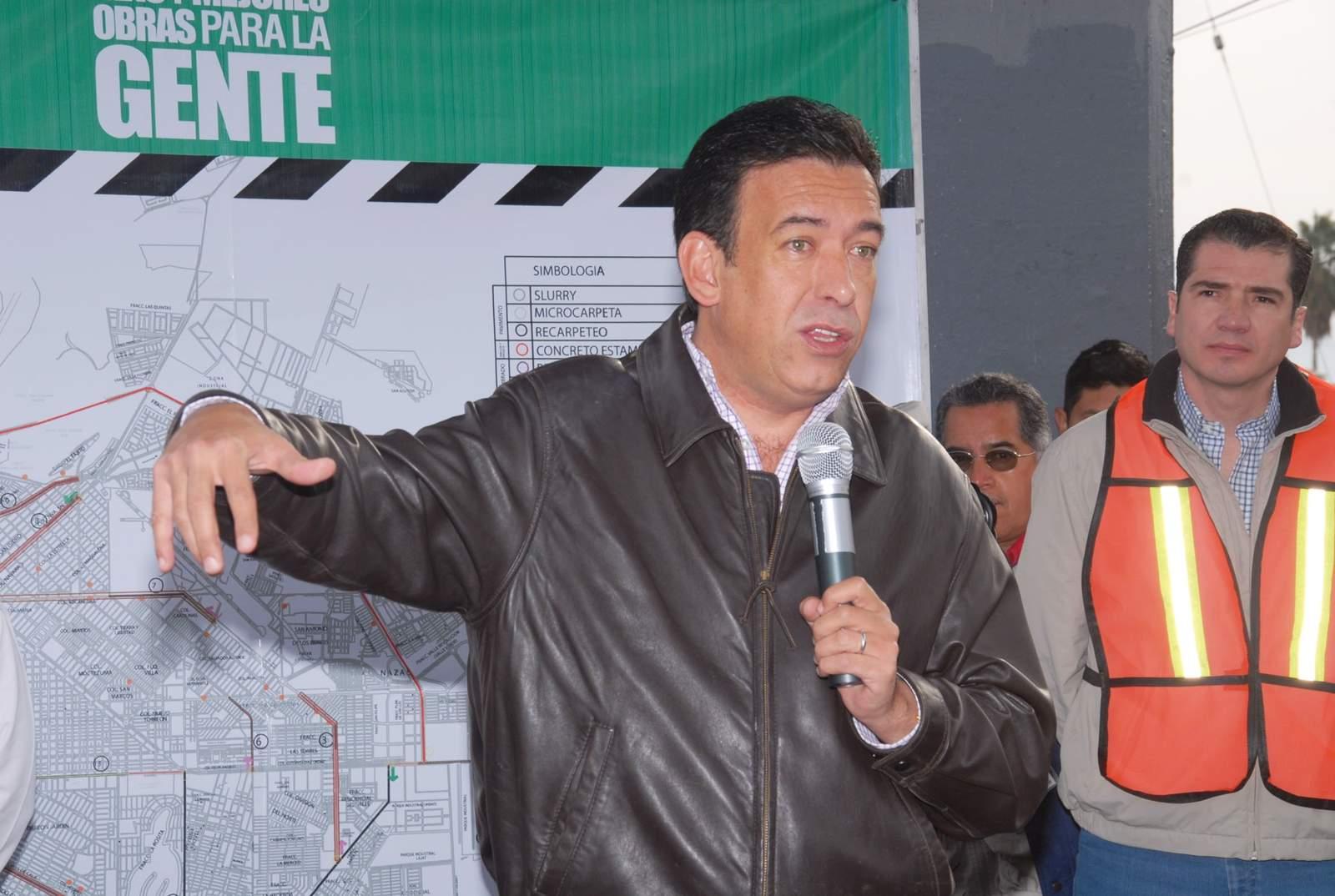 Calca roja era salvoconducto con cártel: Villarreal