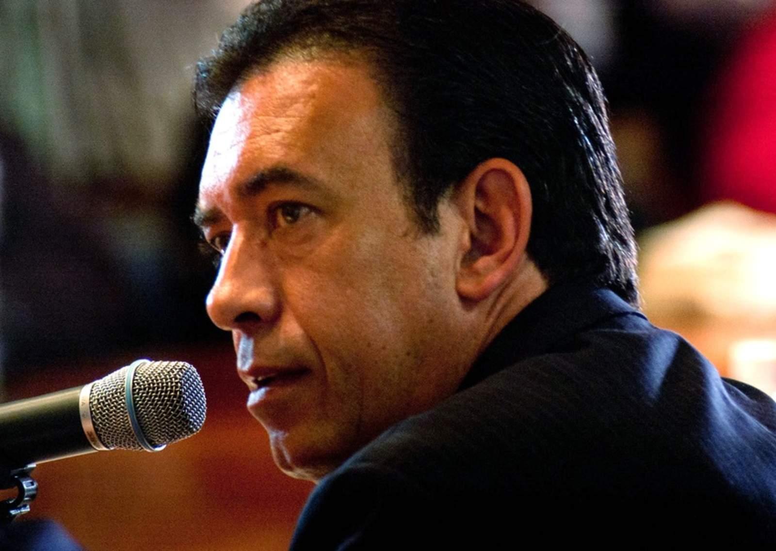 Extesorero incrimina a Humberto Moreira