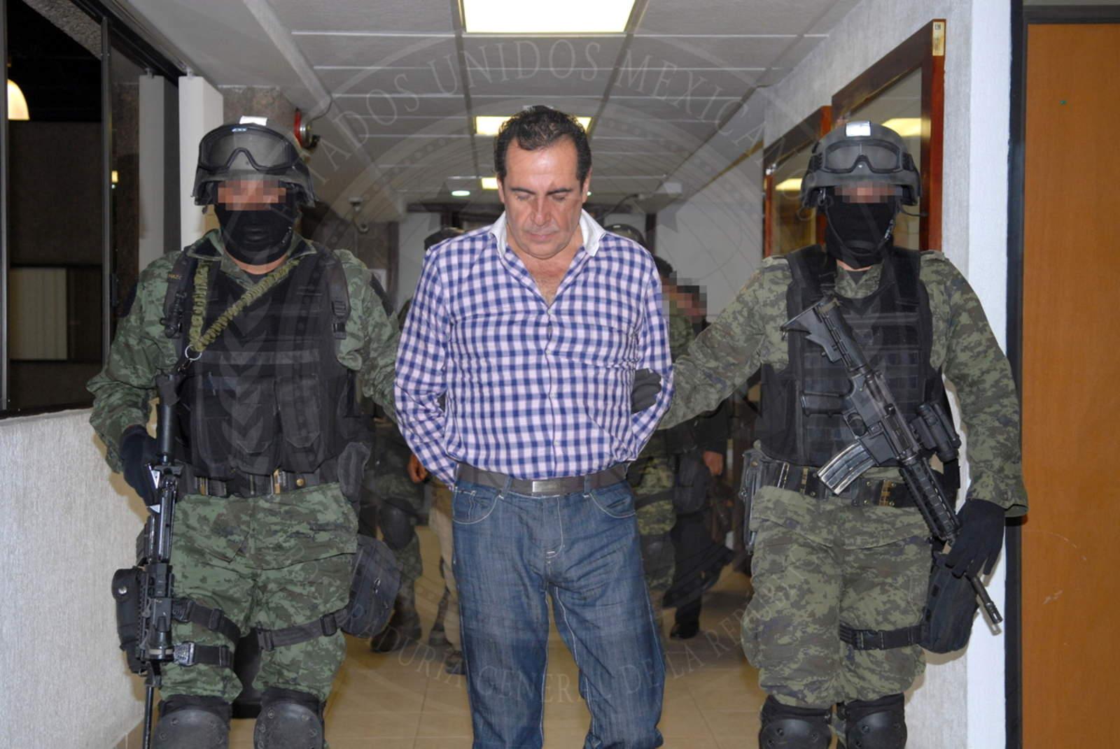 Reportan muerte del narcotraficante Héctor Beltrán Leyva