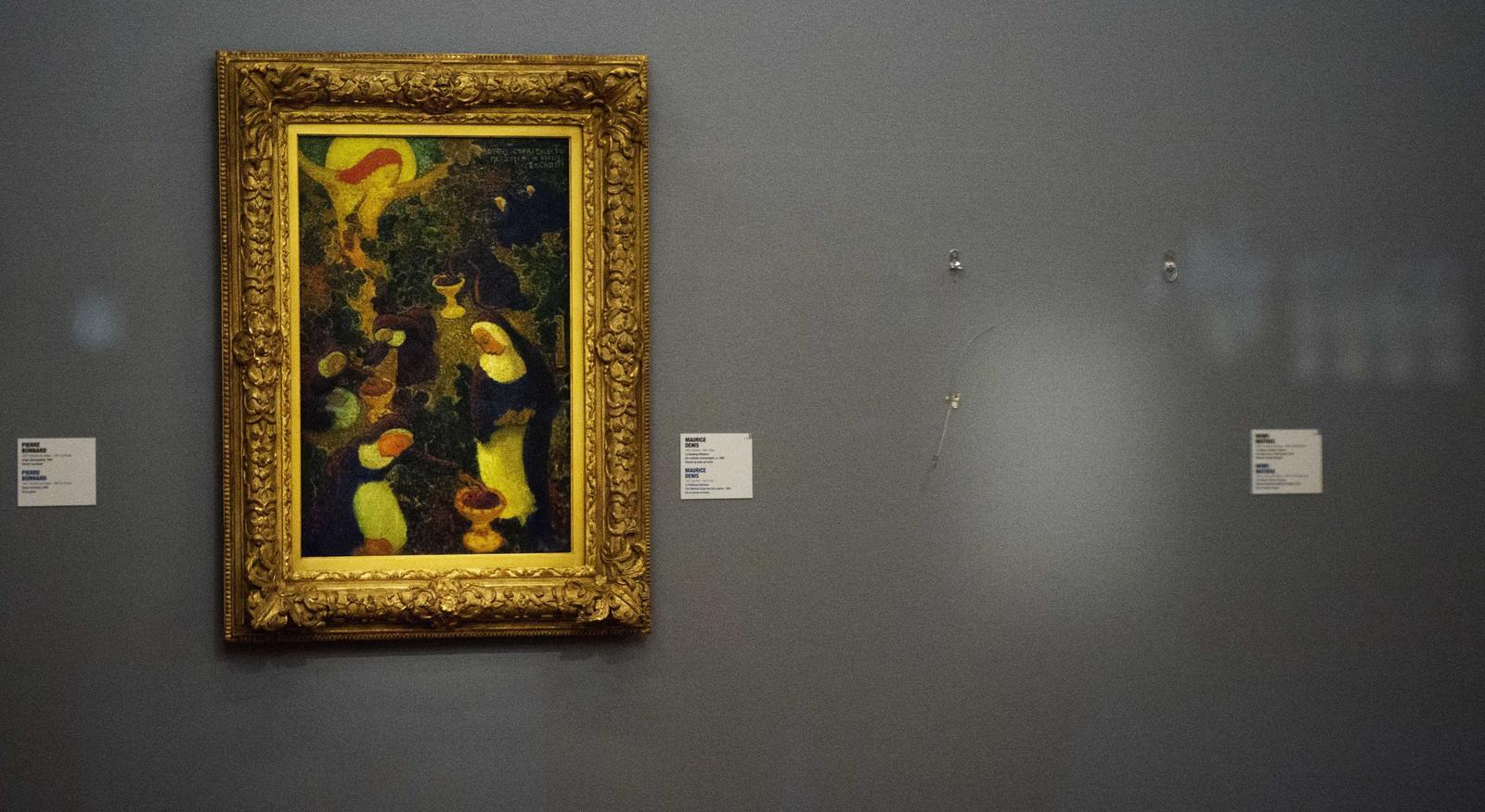 Localizan supuesto lienzo de Picasso