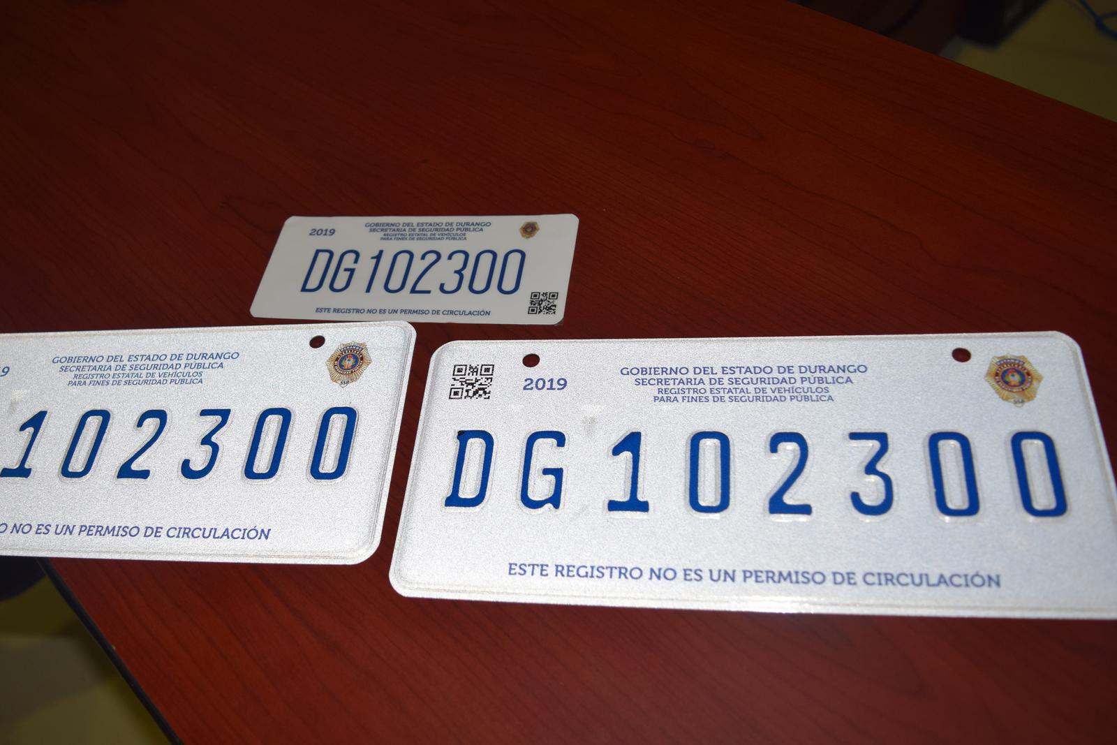 Inicia registro de autos \'chuecos\'