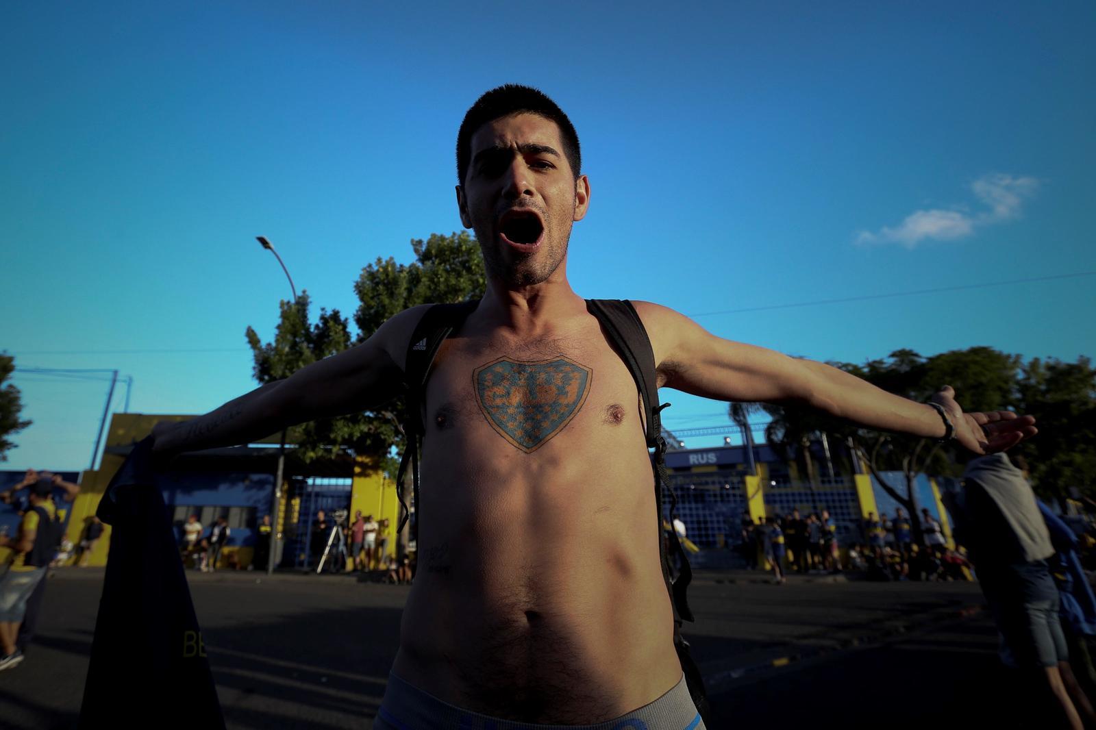 Final fallida, señal de decadencia del futbol argentino