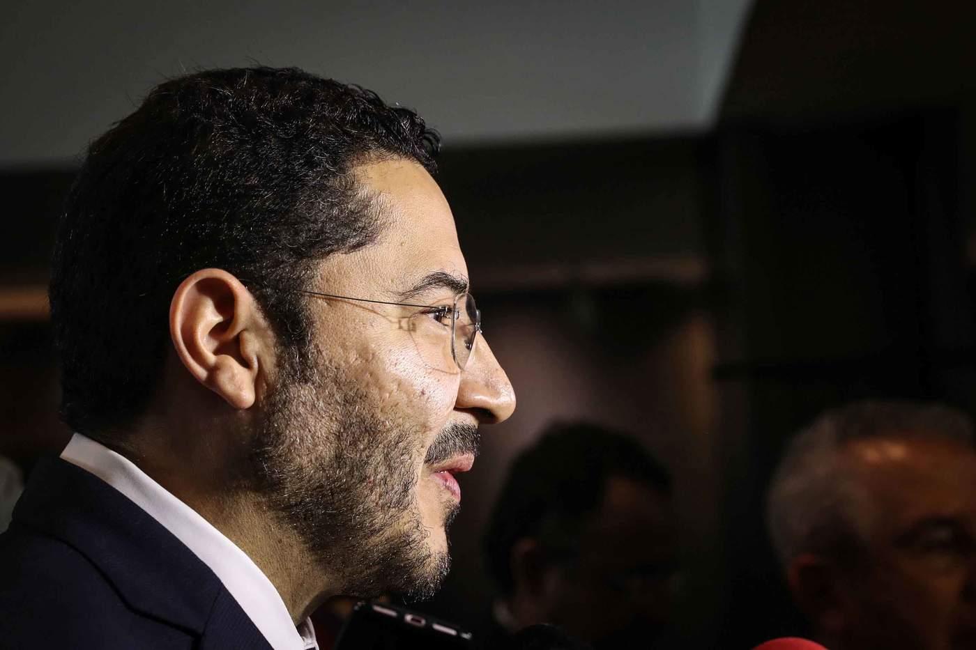 Batres Guadarrama dijo que la modificación a la que se refiere el Presidente, es que se incluya en el articulado, específicamente en el cuarto. (ARCHIVO)