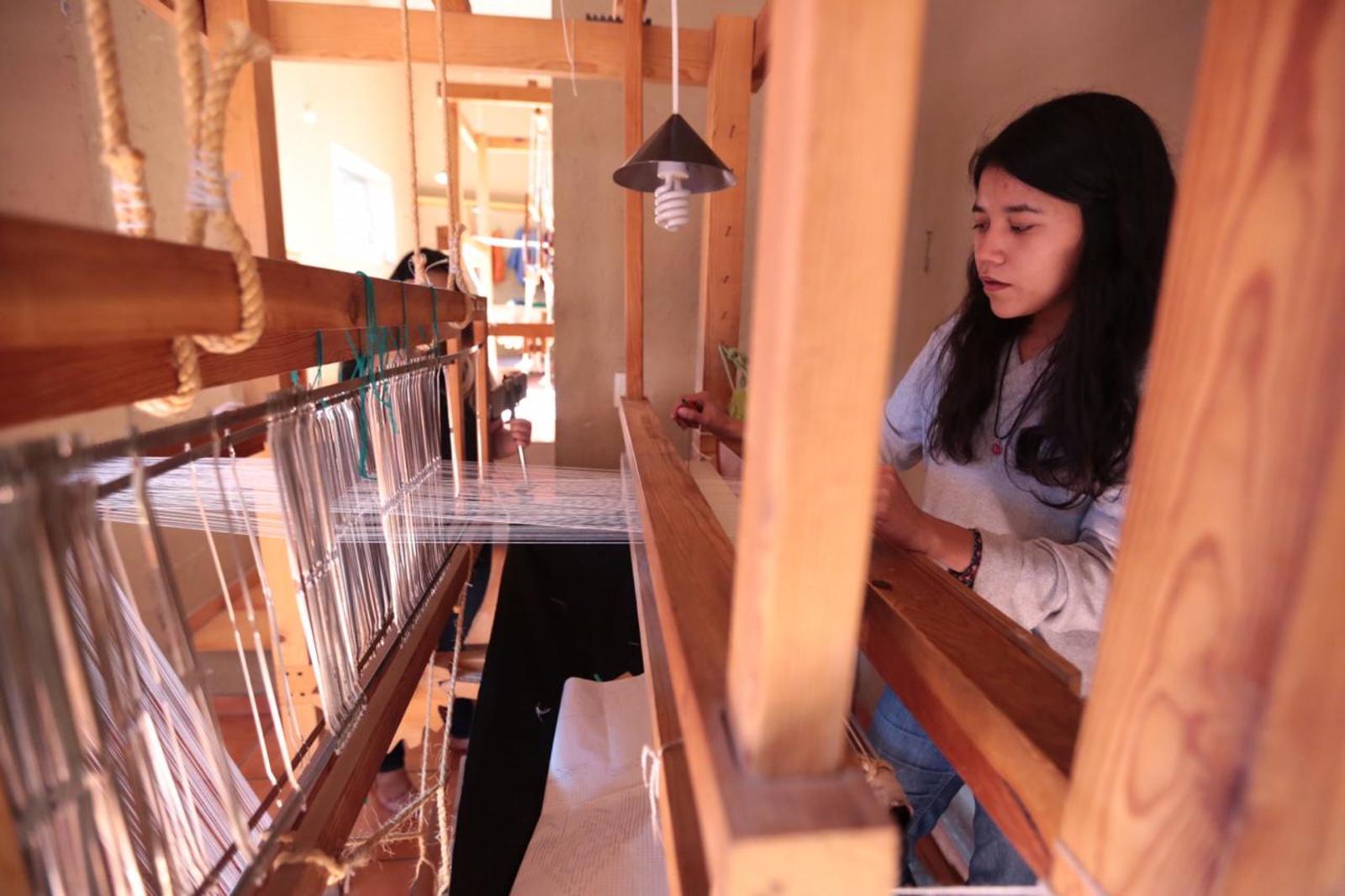Abierto. La Escuela del Sarape del Gobierno del Estado de Coahuila abrió ciclo de inscripciones. (CORTESÍA)