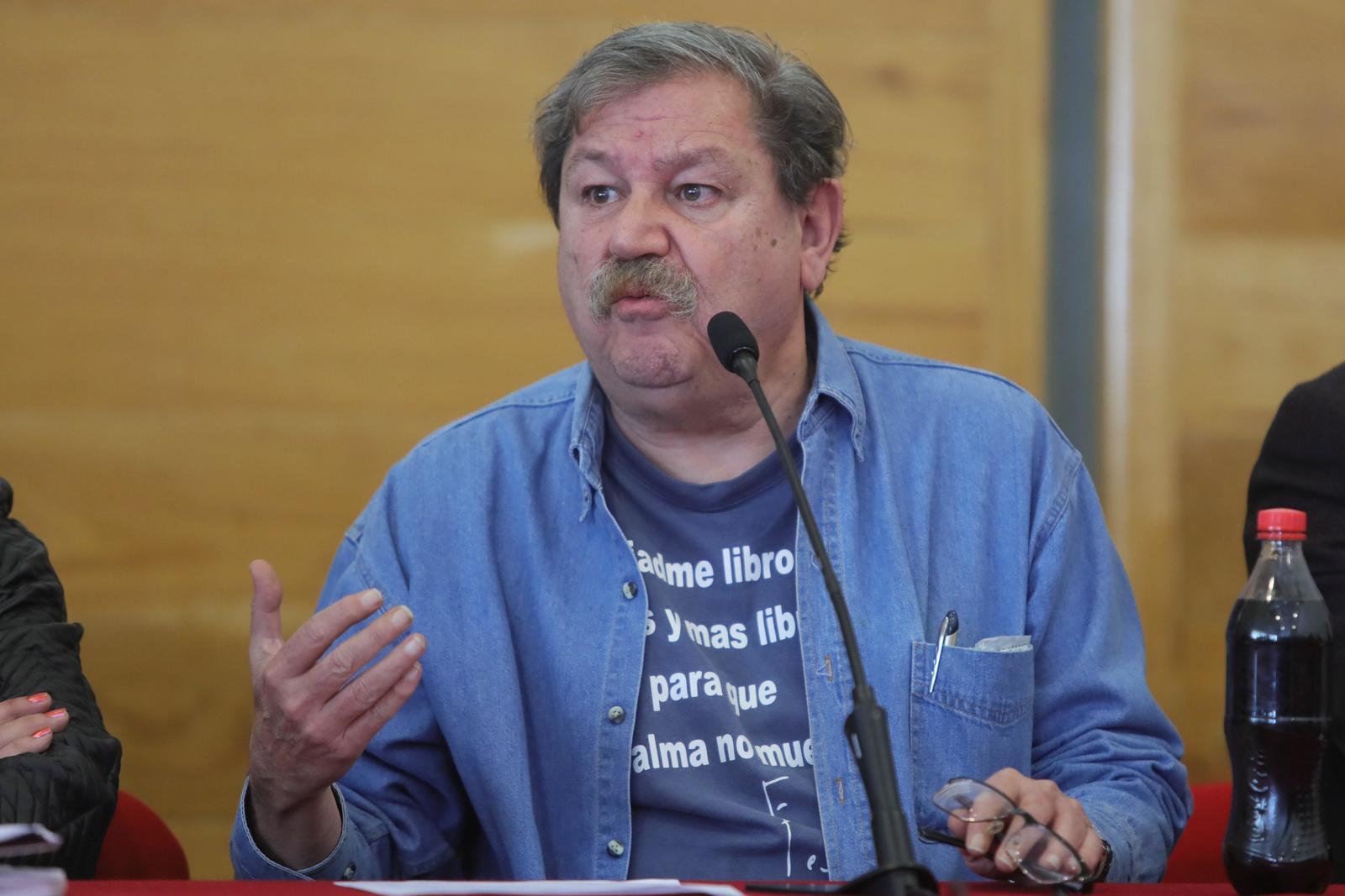 Listo. Taibo dijo que su equipo lo integran Paco Pérez Sarce, Jesús Anaya y Luis Arturo Salmerón. (ARCHIVO)