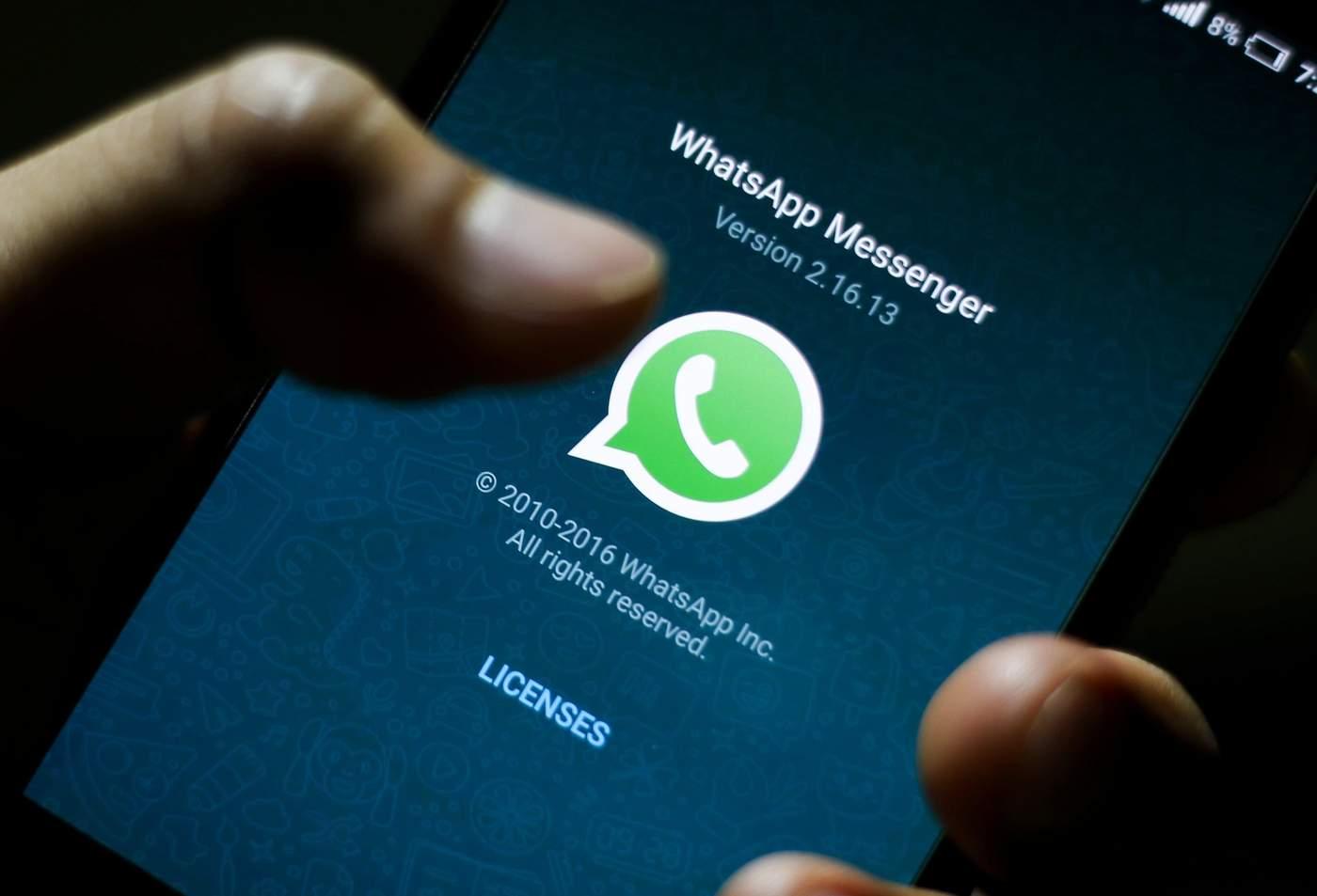 Usuarios de distintas partes del mundo reportaron problemas para acceder a la aplicación de mensajería de WhatsApp. (ARCHIVO)