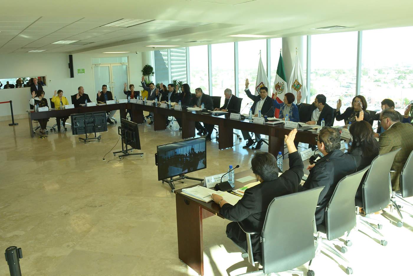 Fueron aprobadas además las cuentas públicas correspondientes al mes de enero de este año. (FERNANDO COMPEÁN)