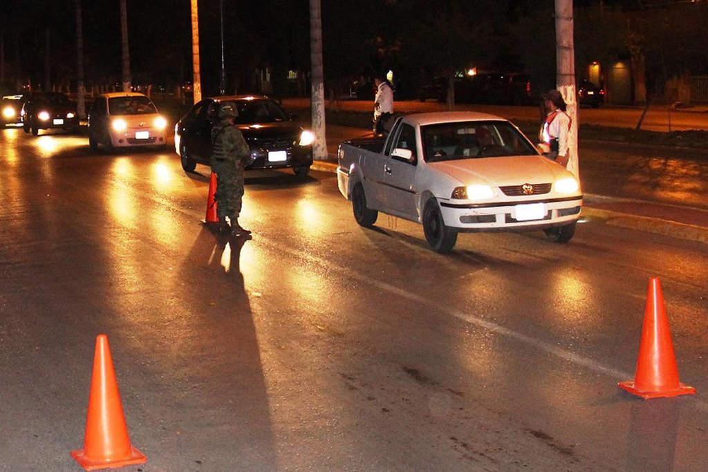 Además se levantaron seis infracciones a conductores que al realizarles la prueba de alcohol se les detectó en primer grado de ebriedad. (EL SIGLO DE TORREÓN)