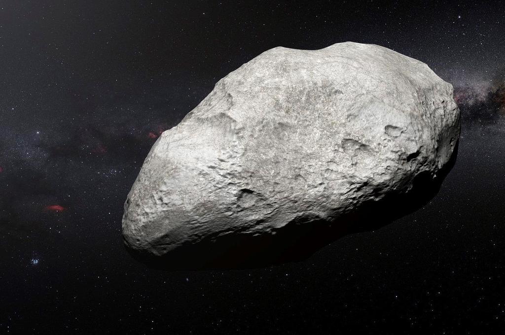 Han ideado una estrategia para defender la Tierra de posibles impactos de asteroides en su superficie. (ARCHIVO)