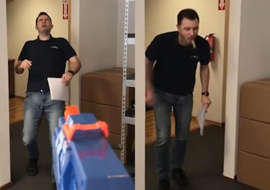 Video publicado a través de YouTube. (INTERNET)