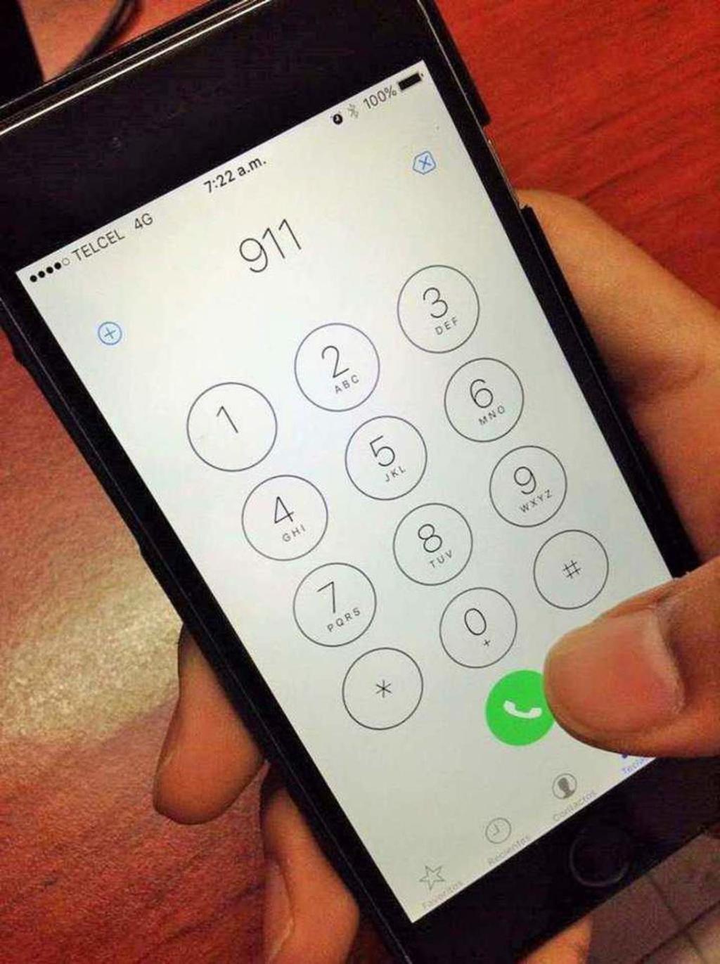 Alrededor de un 75 % de las llamadas que se reciben a los sistemas de emergencia en Coahuila son falsas.