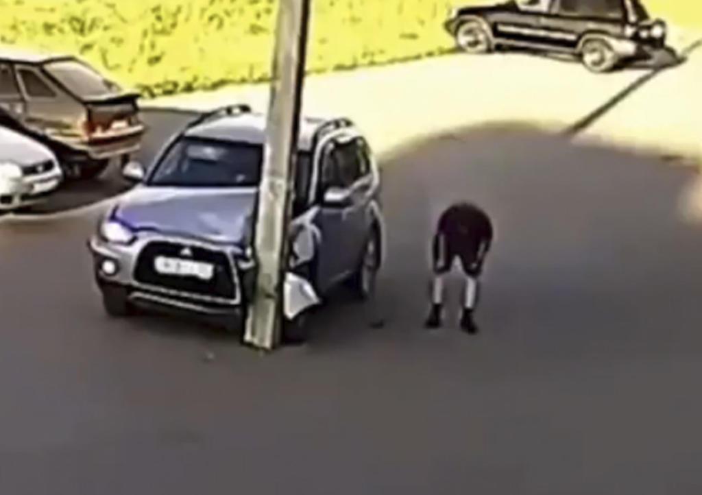 Video viral en redes sociales. (INTERNET)