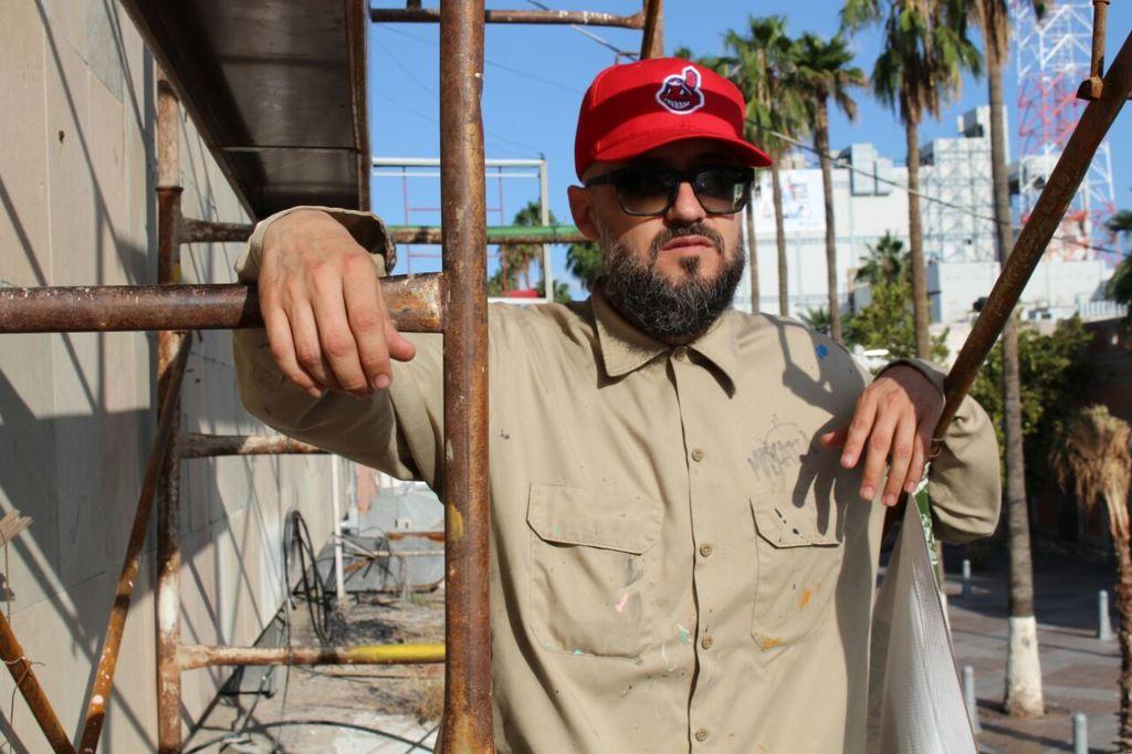Trayectoria. El artista ha realizado por cerca de seis años actividades enfocadas en la cultura hip hop. (CORTESÍA)