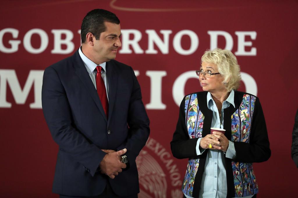 El extitular de la Administración General de Aduanas, Ricardo Peralta Saucedo, fue nombrado nuevo subsecretario de Gobernación, informaron fuentes de la dependencia. (ARCHIVO)
