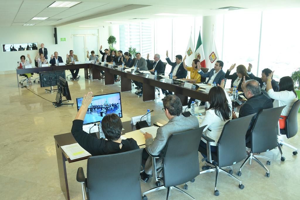 Ayer sesionó el Cabildo del Ayuntamiento de Torreón y la orden del día tuvo un total de 18 puntos a tratar.
