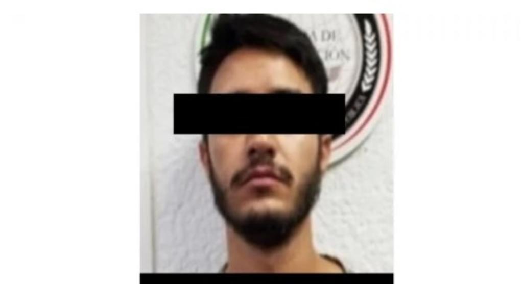 La Fiscalía indicó en un comunicado que tras ser detenido en la colonia Las Lomas de Hermosillo,