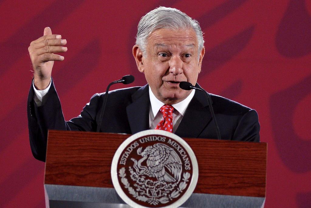 Rechazó las críticas por haber sometido la decisión de su continuidad a una votación a mano alzada en un evento en Gómez Palacio. (ARCHIVO)
