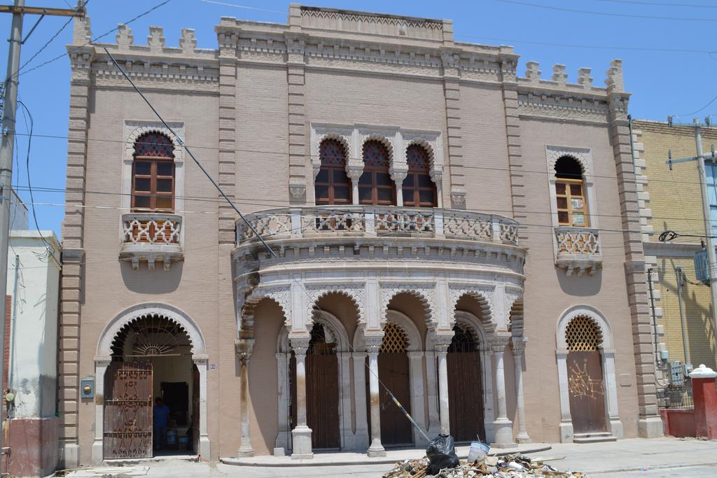 Buscan avanzar en el proceso de restauración de la Casa Mudéjar; participa en asesoría el Colegio de Arquitectos de La Laguna. (EL SIGLO DE TORREÓN)