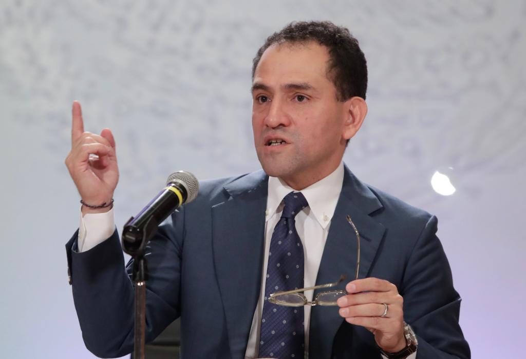 Herrera fue ratificado por 341 votos a favor 74 en contra y dos abstenciones, con el rechazo de la bancada del PAN. (ARCHIVO)