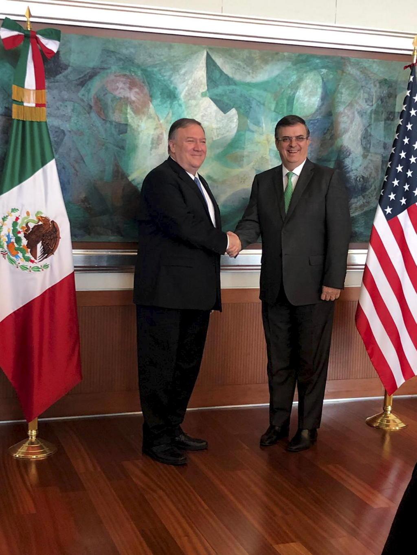 El gobierno de Estados Unidos avaló las acciones que lleva a cabo México en materia de migración, lo que lleva a evitar una negociación sobre Tercer País Seguro, afirmó la Secretaría de Relaciones Exteriores (SRE). (EFE)