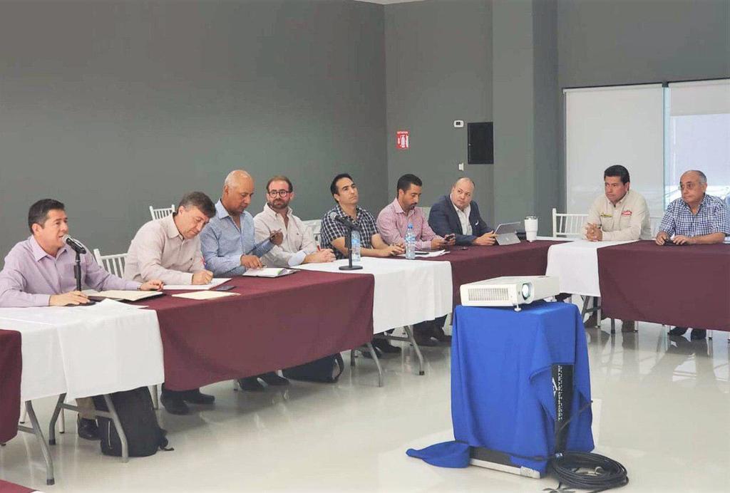 Reunión técnica del Comité del Impuesto Sobre Nóminas (ISN). (EL SIGLO)
