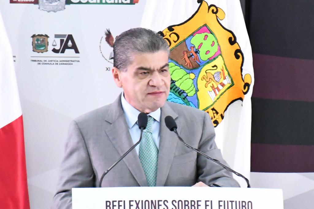 Riquelme Solís dijo desconocer además si dicha posible alianza sería exclusivamente a nivel federal, o bien, se buscaría replicar el modelo en cada estado para recuperar puestos públicos que recientemente Morena ha ganado. (FERNANDO COMPEÁN)