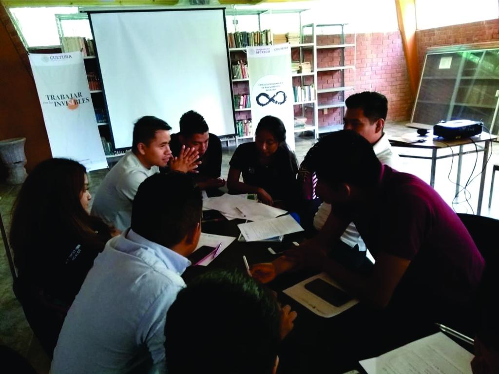 Estudiantes de la Universidad Autónoma Agraria Antonio Narro desarrollaron propuestas para sus comunidades. (CORTESÍA)