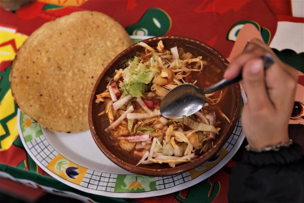 Las calorías que contiene un platillo dependen de diferentes factores en su preparación como son el tipo de alimento. (ARCHIVO)