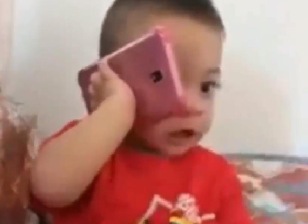 La respuesta del infante ha sorprendido y provocado risas en miles de internautas (INTERNET)