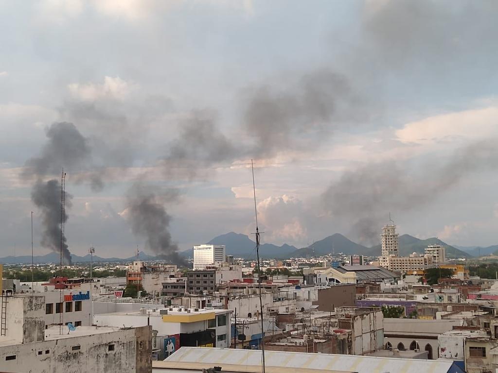 El gobernador de Sinaloa, Quirino Ordaz, se comunicó con el titular de la SSPC y detalló que no cuenta con datos sobre heridos, fallecidos o detenidos. (ESPECIAL)