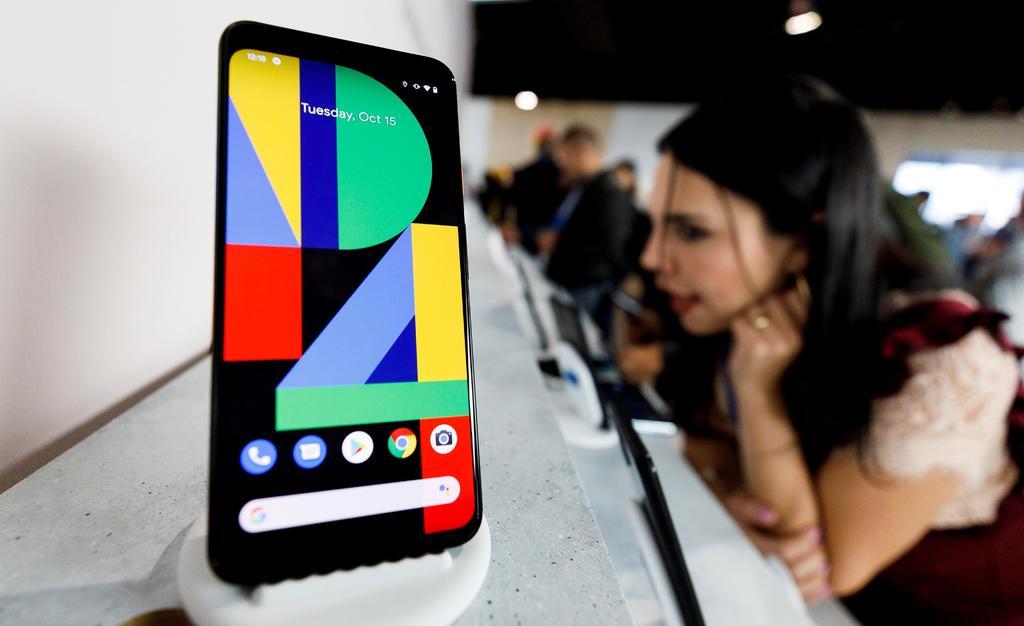 En un evento llevado a cabo en Nueva York, Google presentó lo último de su línea de hardware, incluyendo los Pixel 4 y Pixel 4 XL. (ARCHIVO)