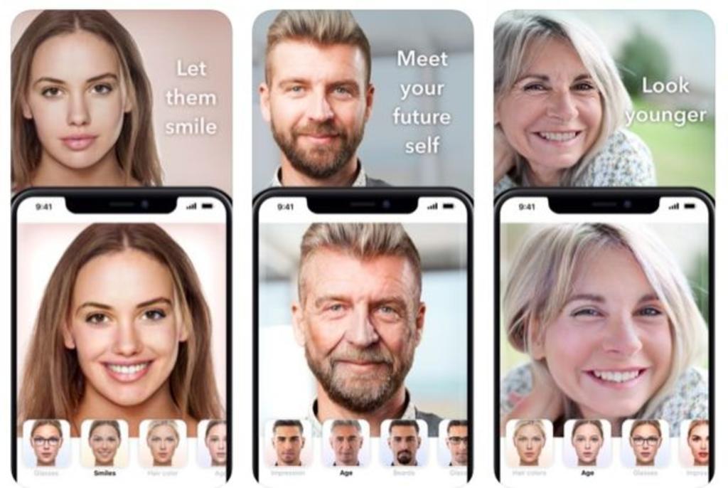 La información y las imágenes proporcionadas a FaceApp podrían terminar en manos de ciberdelincuentes. (ESPECIAL)