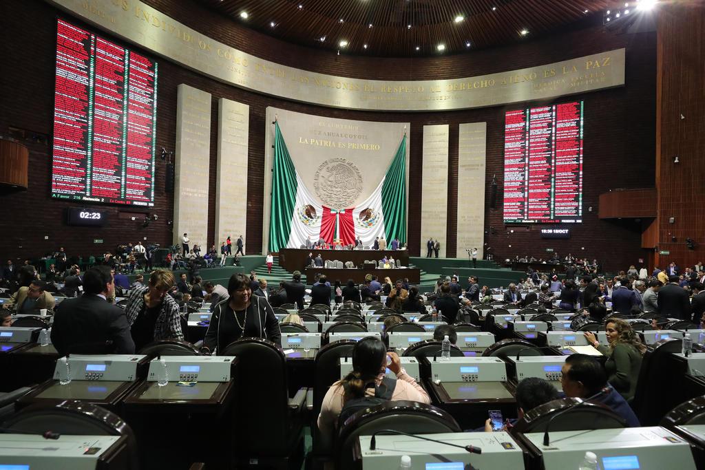 Cámara de Diputados. (ARCHIVO)
