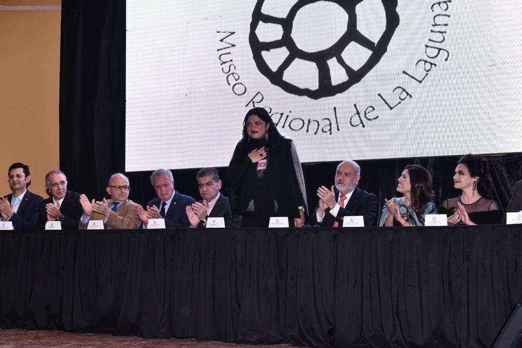 Recurso. La secretaria de Cultura Alejandra Frausto dijo que este 2020 se aprobaron 13 mil millones de pesos a nivel nacional. (EL SIGLO DE TORREÓN / Erick Sotomayor)