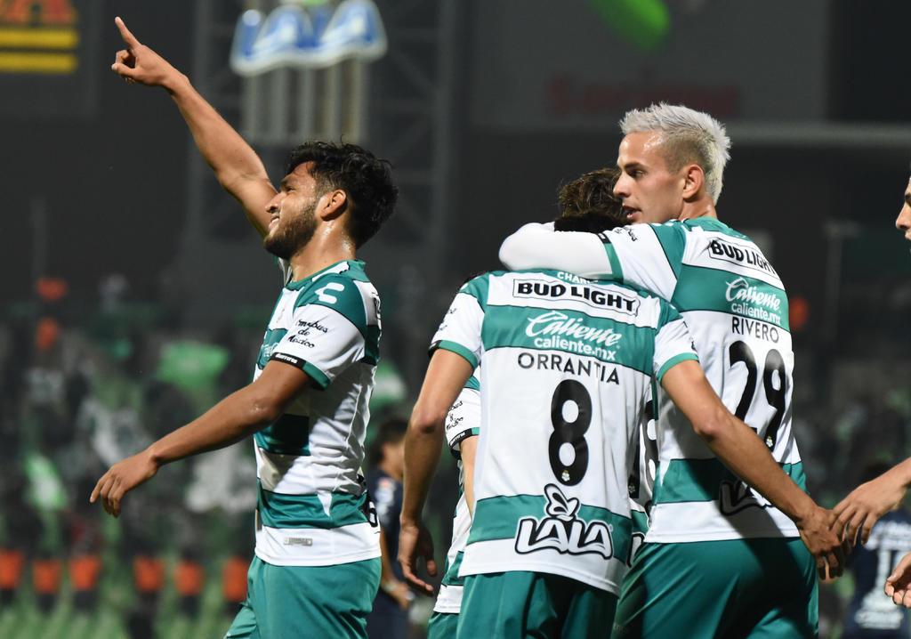 Los Guerreros tienen ventaja de dos goles para enfrentar la vuelta en Ciudad Universitaria. (JESÚS GALINDO)