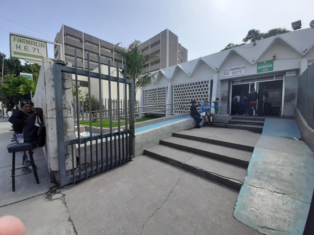 Autoridades aseguraron que se trabaja con oficinas centrales del IMSS para el surtimiento.