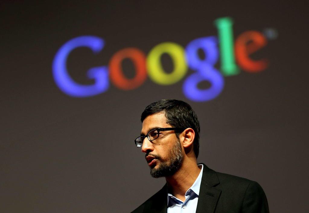El director general de Google, Sundar Pichai, llamó a un enfoque equilibrado en la regulación de la inteligencia artificial. (ARCHIVO)