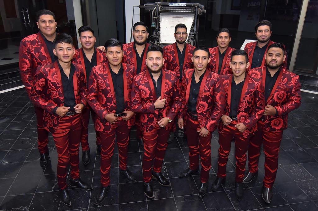 A pesar del percance que sufrieron a finales de año, Banda Diablillos no se desanima y con mucho trabajo espera hacer de este 2019 su año. (ERNESTO RAMÍREZ)