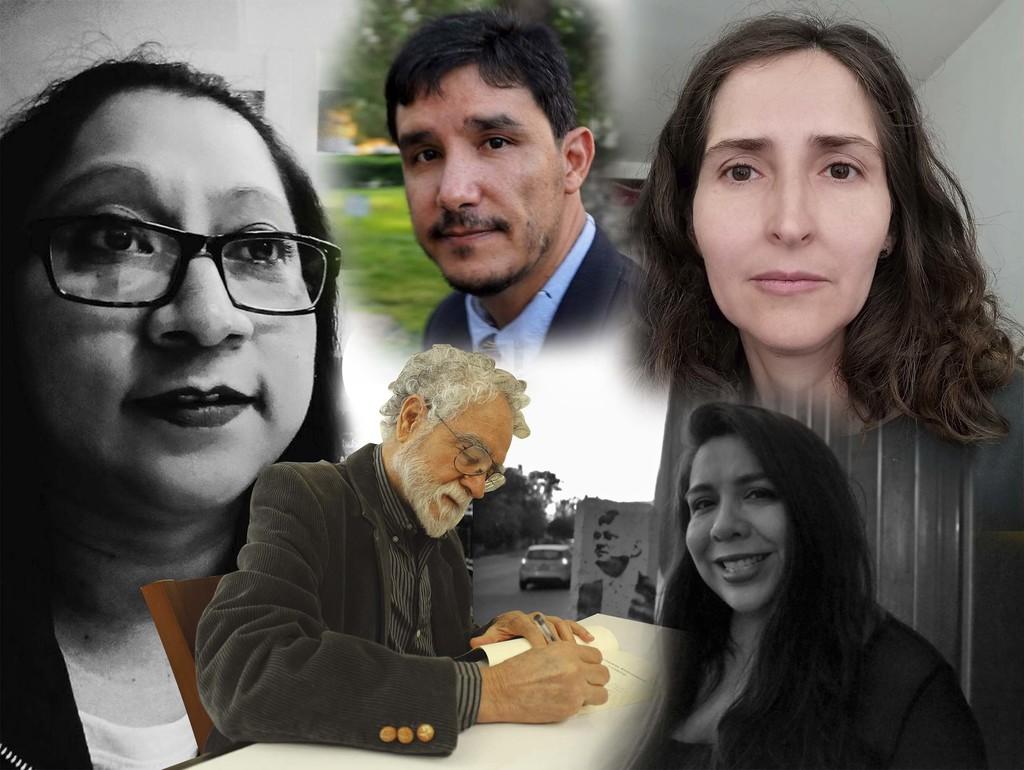 Opinión. Los escritores mexicanos Nadia, Saúl, Vicente, Iliana y Sidharta hablan sobre la contingencia actual y recomiendan (cada quien) dos libros para leer durante la cuarentena. (ARCHIVO)