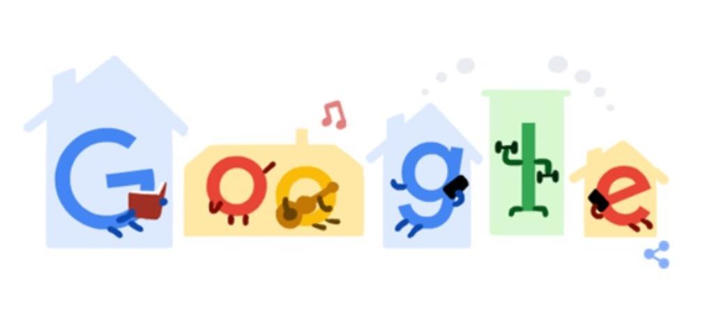 Google se mantiene al día con las noticias y estadísticas de la pandemia que se ha vuelto un problema global (CAPTURA)