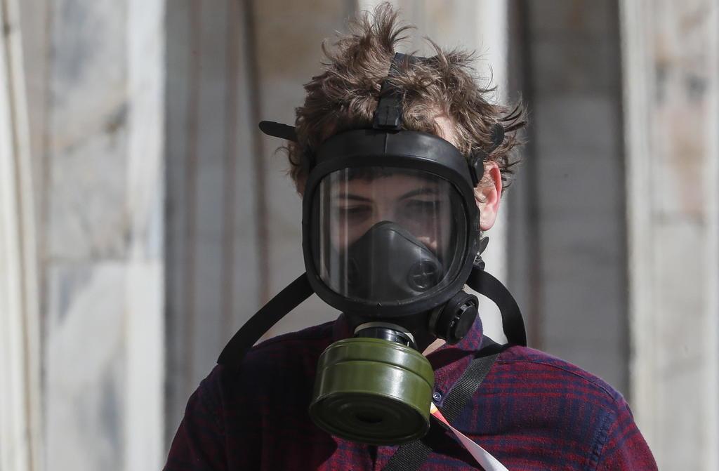 El director del Servicio de Vigilancia Atmosférica europeo Copérnico, Vincent-Henri Peuch, ha asegurado que