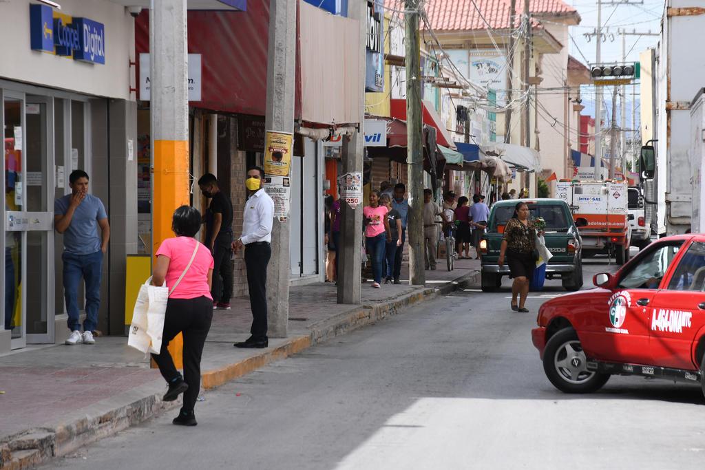 Una niña de 10 años de edad ha dado positivo en la prueba de COVID-19 en el municipio de Matamoros. (FERNANDO COMPEÁN)