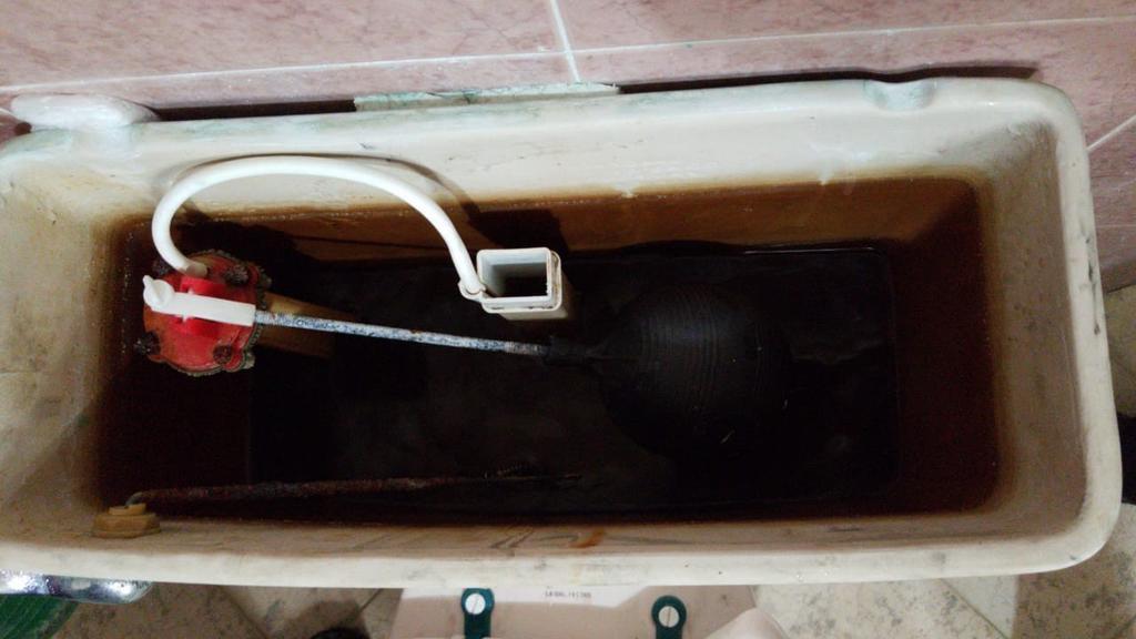 Con mala calidad fluye el agua que sale de las tuberías de algunos domicilios de las colonias Las Rosas y El Campestre. (EL SIGLO DE TORREÓN)