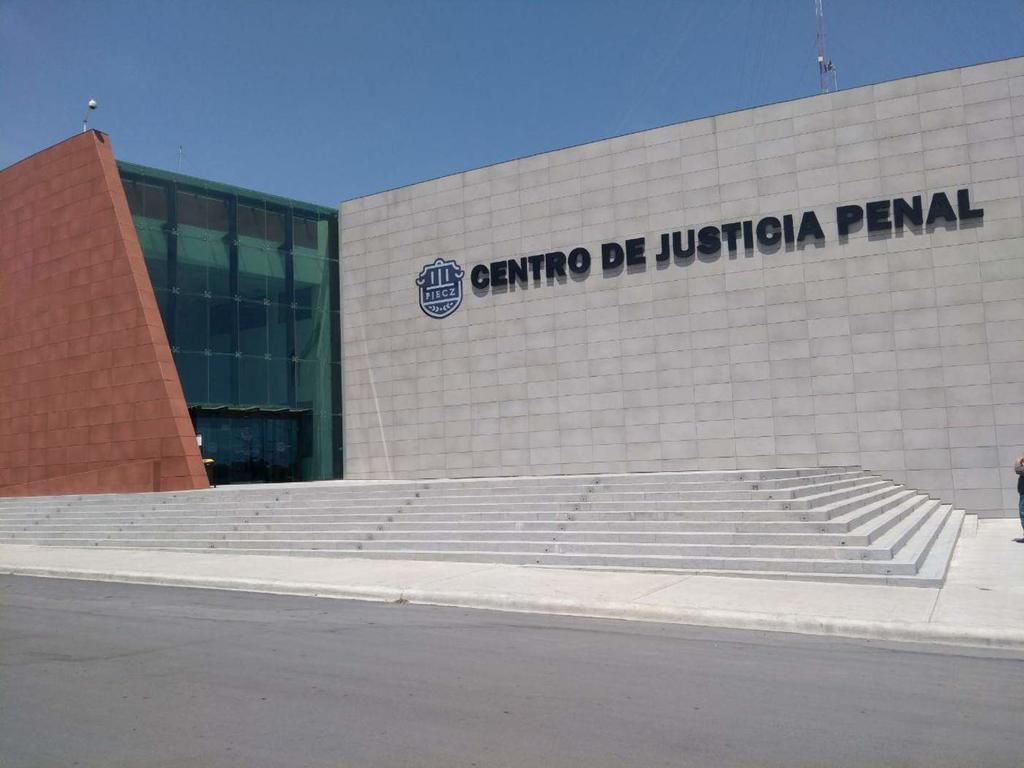 Fue debido a la pandemia que el caso se atrasó en los procesos, no obstante, el día de hoy se celebró una audiencia de procedimiento abreviado en el Centro de Justicia Penal en Saltillo. (ARCHIVO)